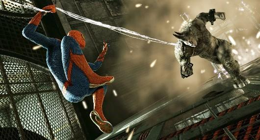 Play as Stan Lee, Rhino in The Amazing Spider-Man pre-order perks