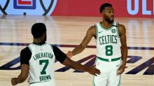 Kemba Walker comes through in the clutch, lifts Celtics to 3-0 series lead