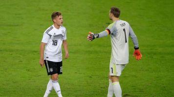Torwart-Zoff: Kimmich widerspricht Hoeneß