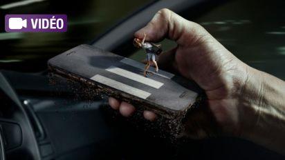 La nouvelle campagne choc de la sécurité routière