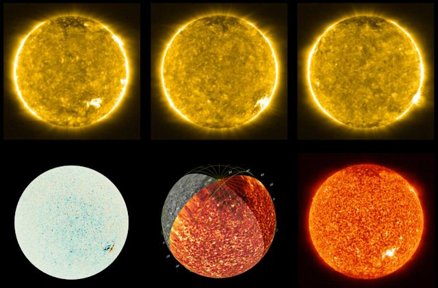 NASA and ESA share the closest images ever taken of the Sun