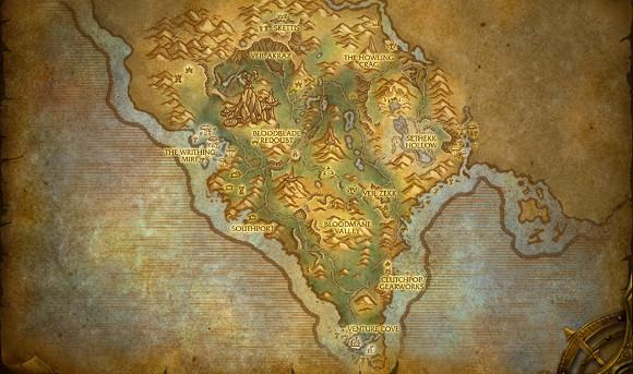 Warlords of Draenor: Spires of Arak zone preview
