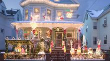 5 homes and neighborhoods that go all out on Christmas decorations