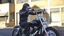Harley-Davidson beats, but US sales slump (HOG)