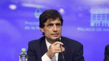 Lacunza. Las definiciones clave del nuevo ministro en su primer día