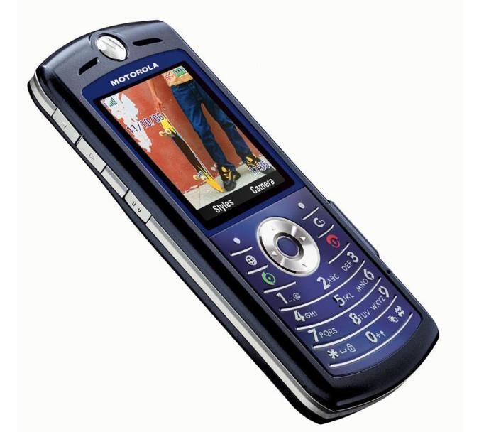 The SLVR, refined: Motorola's L7e