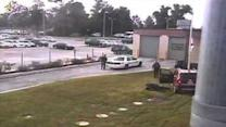Man Jailed for Driving Over Florida Prison Lawn