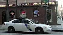 Attempted robbery suspects flee from Center City diner