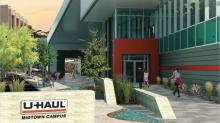 U-Haul plans further Phoenix campus expansion, starts work on fitness center
