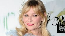 It's A Boy For Actress Kirsten Dunst