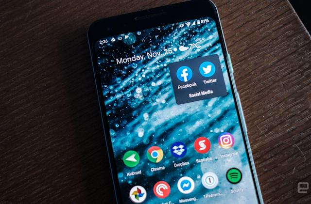 Some apps used Twitter and Facebook logins to steal personal information