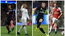 Hot Football Transfer Gossip: Ronaldo 'wants Bale out', Ozil 'set for January Inter switch', Man Utd 'target Andre Gomes',