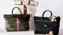 POTTERY BARN KIDS AND MARK & GRAHAM LAUNCH EXCLUSIVE COLLECTION OF DIAPER BAGS AND ACCESSORIES