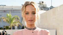 Jennifer Lawrence Reveals She Dropped Out of School at 14 and Doesn't Have a Diploma
