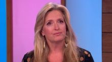 Penny Lancaster in tears recalling Rod Stewart's battle against 'aggressive' prostate cancer