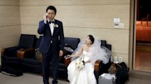 People don't want to get married in South Korea anymore