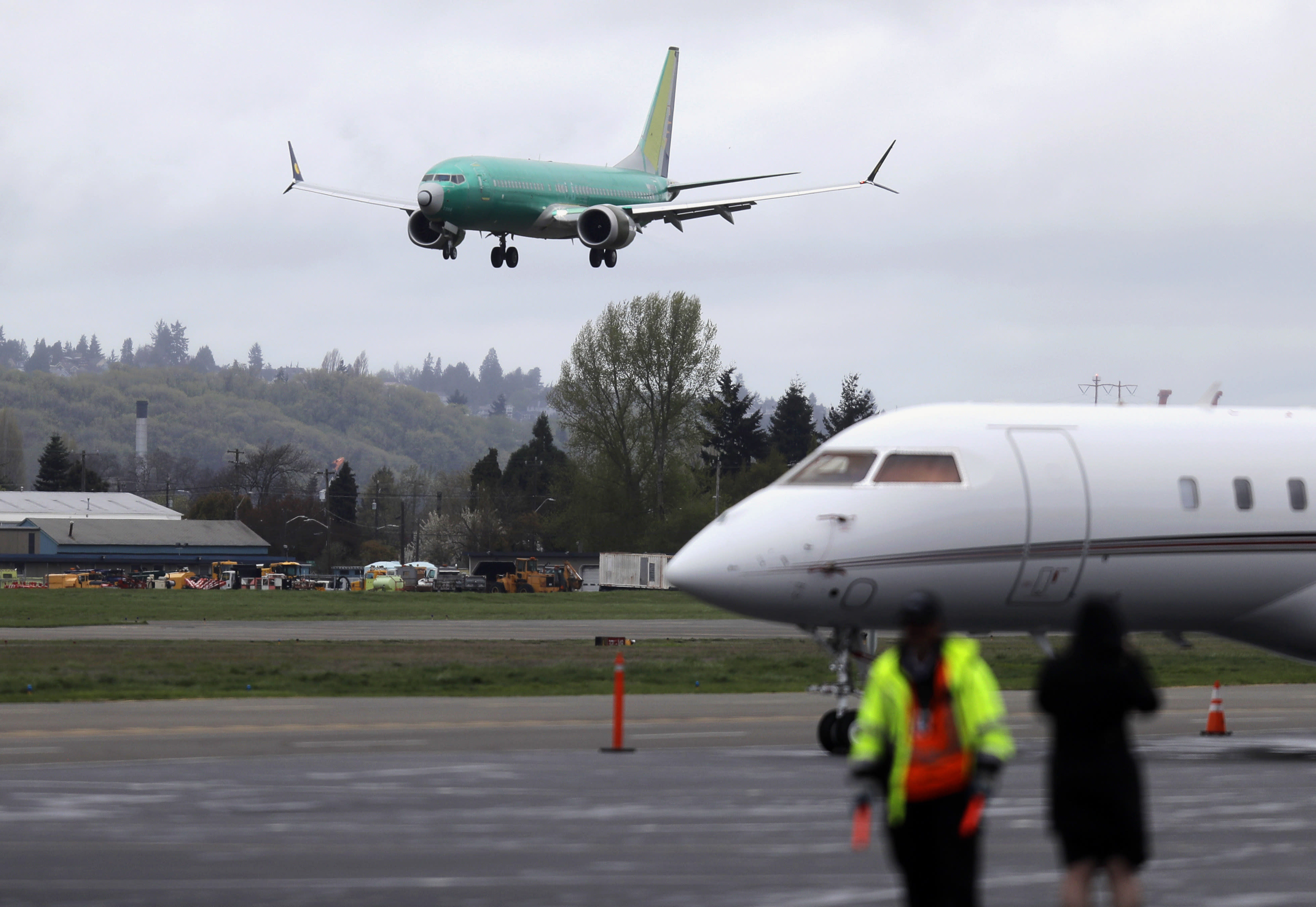 Boeing did not adequately consider pilot reactions in 737 MAX -NTSB