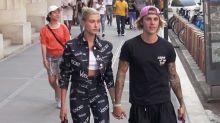 Comprometidos Justin Bieber y Hailey Baldwin