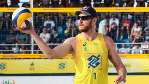 Com cinco capixabas em ação, Vitória recebe nona etapa do Circuito Brasileiro de vôlei de praia