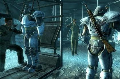 Take a look at Fallout 3's 'Operation Anchorage' DLC