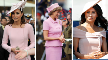 Meghan and Kate frequently take fashion inspiration from Diana - here's proof