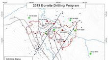 Trilogy Metals Reports Drilling Results from Newly Discovered Zone at the Sunshine Prospect and Drilling Results at the Bornite Project