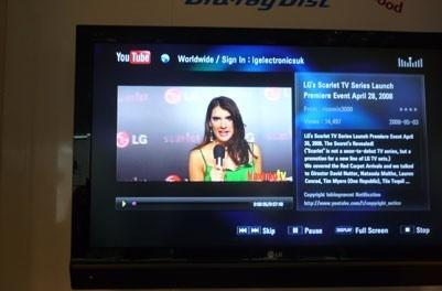 LG BD370 network Blu-ray player hands on