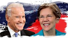 Joe Biden and Elizabeth Warren have a history. If he runs, it may come back to haunt him.