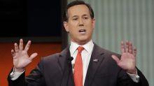 Rick Santorum speaks out on CNN firing, says decline of Trump news a factor