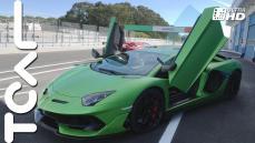 傲世牛皇 Lamborghini Aventador SVJ 超跑試駕 - TCAR