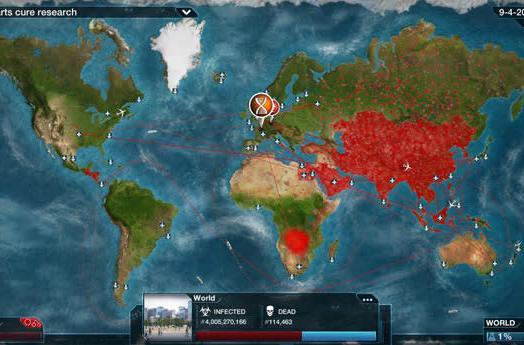 Plague Inc: Evolved catches custom scenarios on Steam