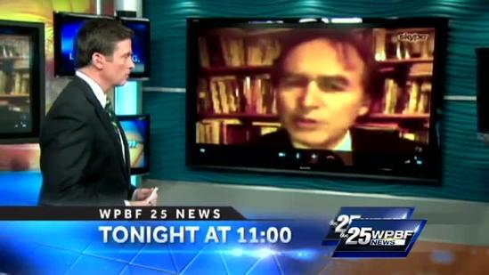 Tonight on WPBF 25 News at 11: Popular medication linked to mass murder?