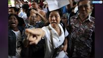 Thailand Votes Peacefully After Violent Unrest On Election's Eve