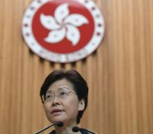 Hong Kong leader hopes peaceful rally presages 'return to calm'