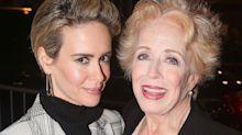 Sarah Paulson Says Her Relationship with Holland Taylor, 75, Isn't About 'Mommy Issues'
