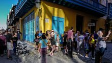 Cuba's tourism numbers rising despite US 'campaigns': government