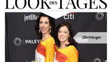 Look des Tages: Rachel Bloom und Aline Brosh McKenna im Partnerlook