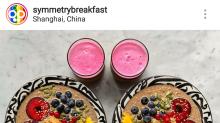 每日IG—每朝為男友煮早餐!完美對稱美食全部是放閃照
