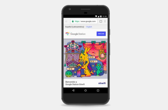 Google's public WiFi hotspots come to Mexico