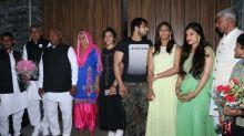 In Pics: SRK & the Phogat Clan Celebrate Aamir Khan's Birthday