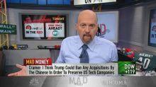 Cramer's game plan on Trump's trade talk