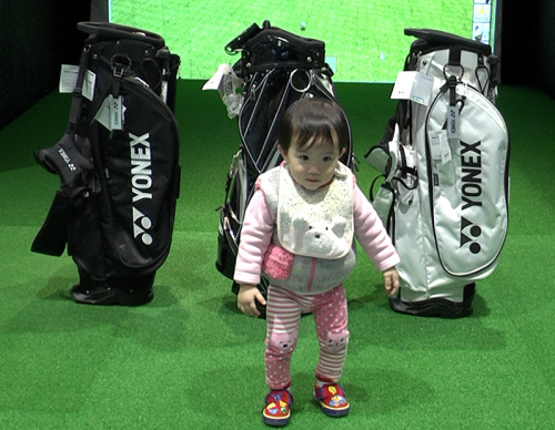 高爾夫》陽光高球品牌月,「YY」YONEX日本製造.