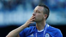 Chelsea's John Terry dismisses criticism over controversial farewell