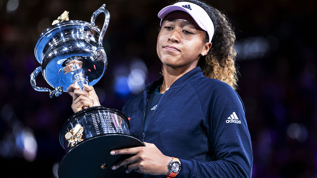 The real reason Naomi Osaka didn't smile after winning Aus Open