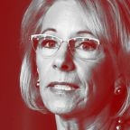 Betsy DeVos Is A Festering Carbuncle