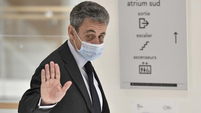 """Affaire des """"écoutes"""" : """"Je ne reconnais aucune de ces infamies"""", se défend Nicolas Sarkozy  à l'audience"""
