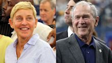 Ellen DeGeneres and George W. Bush: Is there room for us to have a conversation?