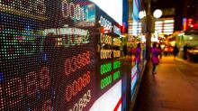 Global Equities Declining as Nervousness Grows, Asian Stocks Fall