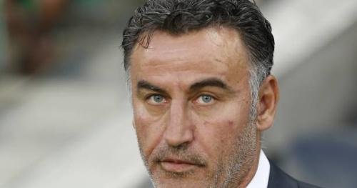 Foot - L1 - ASSE - Saint-Etienne : Christophe Galtier tance les joueurs mis à l'écart