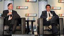 Press Pass: Mike Helton on driver health